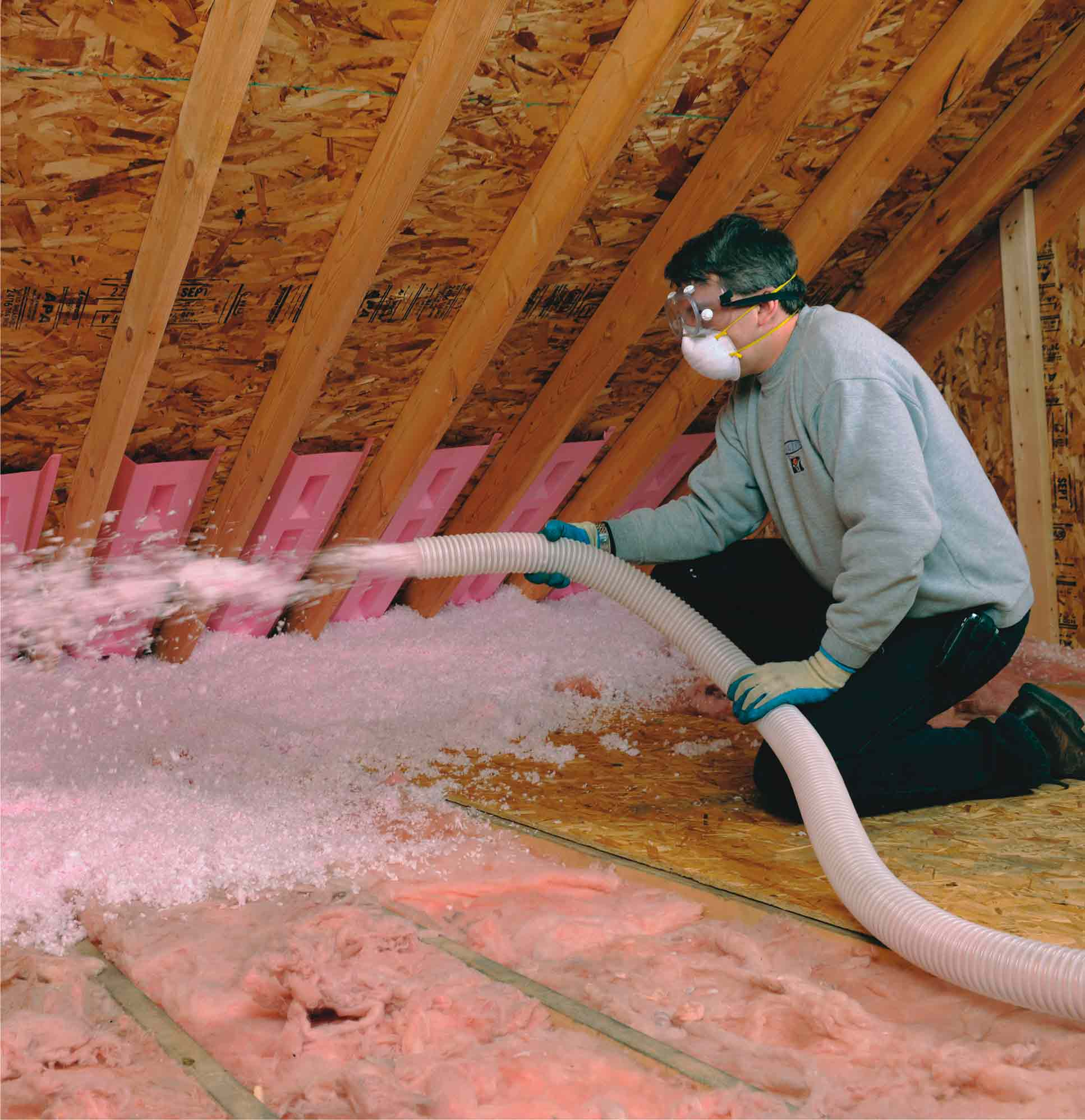 Blown In Insulation Services Am Roofing Solutions